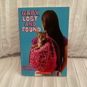 Gaby Lost and Found by Angela Cervantes Paperback